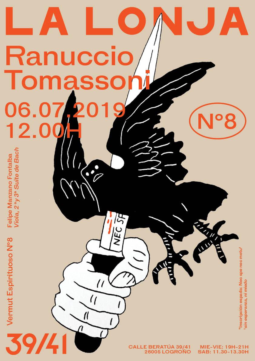 RANUCCIO TOMASSONI / 6. JUL. 2019