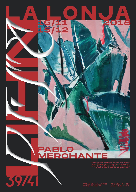 LIHN / PABLO MERCHANTE 16.NOV.- 15.DIC.2018