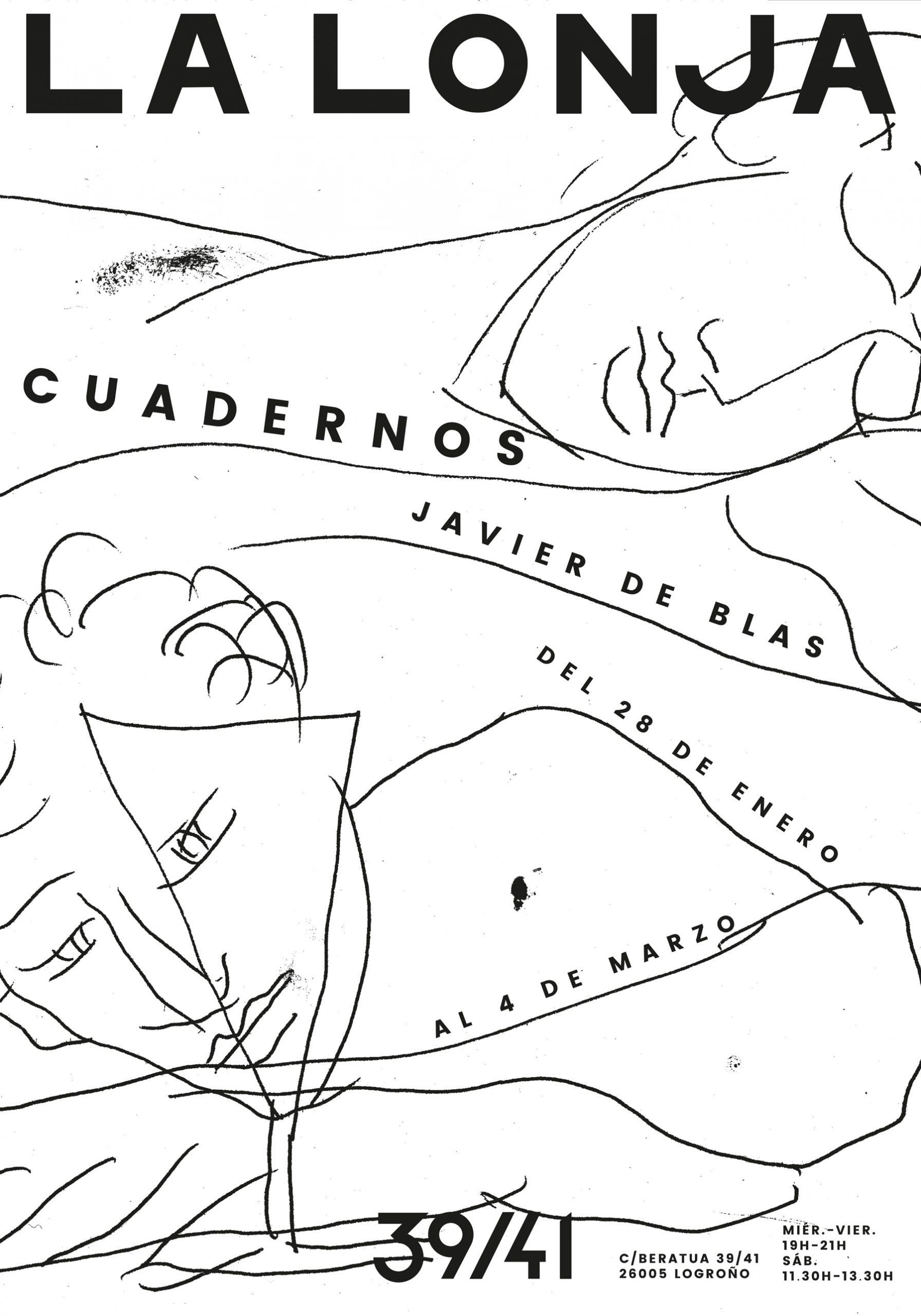 CUADERNOS / JAVIER DE BLAS 28.EN.- 4.MAR.2018